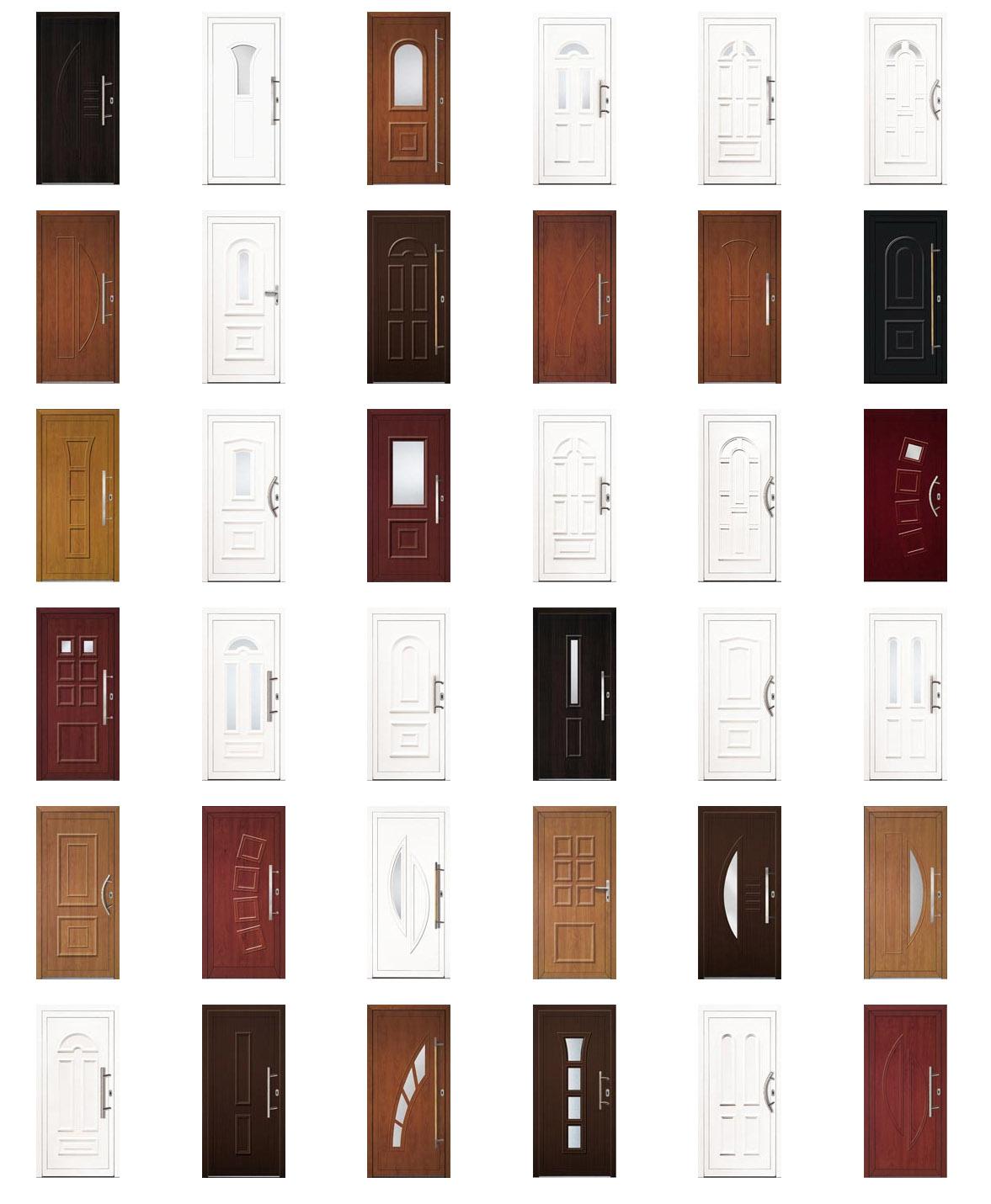 drzwi zewnętrzne goleniów